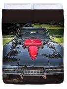1967 Chevrolet Corvette 427 435 Hp Duvet Cover