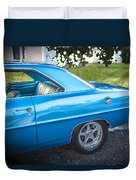 1967 Chevrolet Nova Super Sport  Duvet Cover