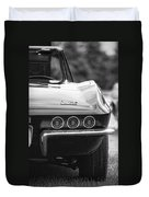 1967 Chevy Corvette Stingray Duvet Cover