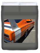 1967 Dodge Charger 02 Duvet Cover