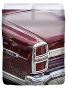 1967 Ford Fairlane 500xl Duvet Cover