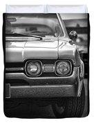 1967 Oldsmobile 442 Duvet Cover