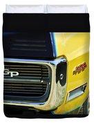 1967 Pontiac Hurst Grand Prix Convertible Grille Emblem -3569c Duvet Cover