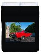 1969 Buick Gs Duvet Cover