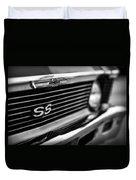 1969 Chevy Nova Ss  Duvet Cover