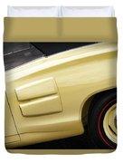 1969 Dodge Coronet R/t Convertible Duvet Cover