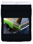 1970 Dodge Daytona Charger Duvet Cover