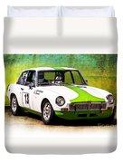 1970 Mgb Gt Duvet Cover