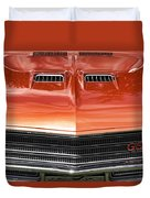 1971 Buick Gs Sport Coupe Duvet Cover