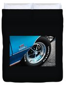1971 Buick Gs Stage 1 Duvet Cover