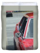 1971 Chevy Camaro Duvet Cover