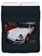 1973 Porsche Duvet Cover
