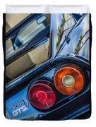 1980 Ferrari 308 Gtsi Taillight Emblem -0036c Duvet Cover