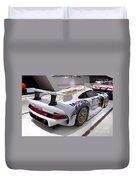 1996 Porsche 911 Gt1 Duvet Cover