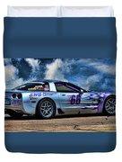 1997 Corvette Duvet Cover