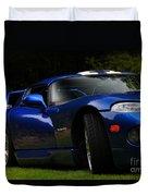1997 Viper Hennessey Venom 650r 2 Duvet Cover