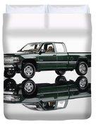 1999 Chevy Silverado Truck Duvet Cover