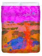 0173 Abstract Thought Duvet Cover