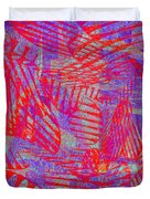 0218 Abstract Thought Duvet Cover