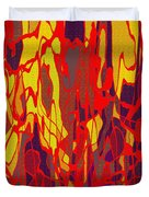 0656 Abstract Thought Duvet Cover