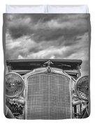 1934 Vauxhall Duvet Cover