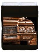 1971 Buick Gs Duvet Cover