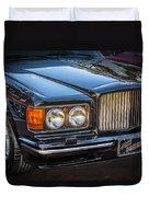 1990 Bentley Turbo R Duvet Cover
