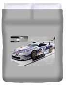 1998 Porsche 911 Gt1 Duvet Cover