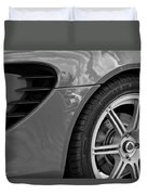 2005 Lotus Elise Wheel Emblem Duvet Cover