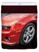 2012 Chevy Camaro Ss  Duvet Cover