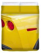 2013 Chevy Corvette Zr1 Duvet Cover
