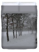 2 2014 Winter Of The Snow Duvet Cover