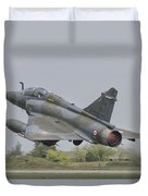 A French Air Force Mirage 2000d Taking Duvet Cover