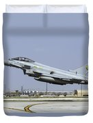 A Royal Air Forcetyphoon Fgr4 Taking Duvet Cover