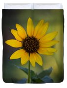 A Sunflower  Duvet Cover