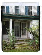 Abandoned House Duvet Cover