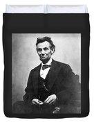 Abraham Lincoln(1809-1865) Duvet Cover