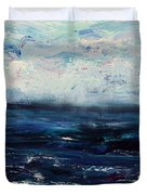 Ahead Of The Storm Duvet Cover