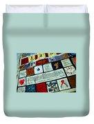 Aids Quilt -- 1 Duvet Cover