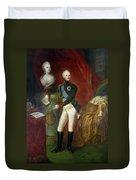 Alexander I (1777-1825) Duvet Cover
