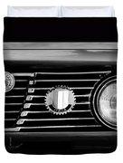 Alfa-romeo Grille Emblem Duvet Cover