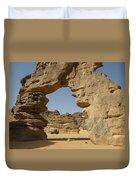Algeria Desert Duvet Cover