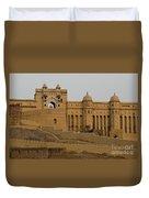 Amber Fort, India Duvet Cover