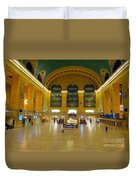 2 A.m.grand Central Station  Duvet Cover