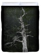 Anthropomorphic Tree Duvet Cover