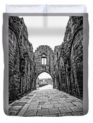 Arbroath Abbey Duvet Cover