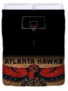 Atlanta Hawks Duvet Cover