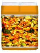 Autumn Leaves 2 Duvet Cover