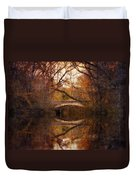 Autumn's End Duvet Cover