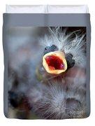 Baby Bird Duvet Cover by Henrik Lehnerer